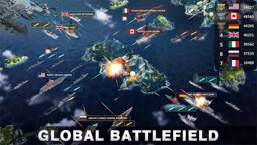 بازی اندروید جبهه متحد - استراتژی مدرن جنگ - United Front:Modern War Strategy MMO