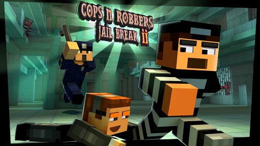 بازی اندروید دزد - پلیس 2 - Cops N Robbers 2