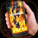 جلوه آتشین صفحه نمایش