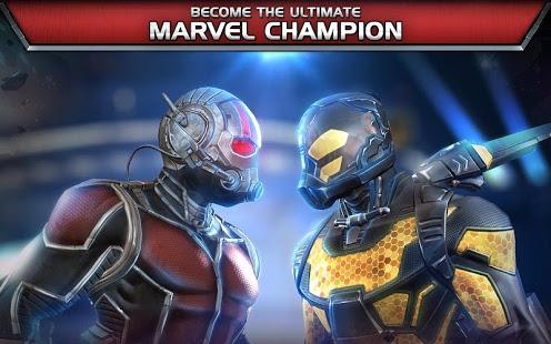 بازی اندروید قهرمانان - Marvel Contest of Champions