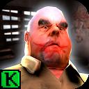 آقای گوشت - فرار از اتاق ترسناک - پازل اکشن