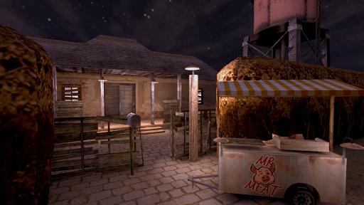 بازی اندروید آقای گوشت - فرار از اتاق ترسناک - پازل اکشن - Mr Meat: Horror Escape Room ☠ Puzzle & action game