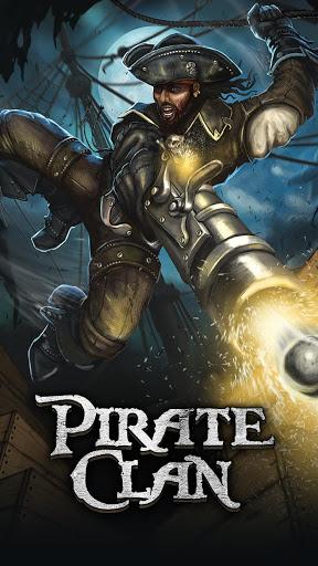 بازی اندروید قهرمان دزدان دریایی - Pirate Clan