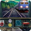 شبیه ساز راندن قطار