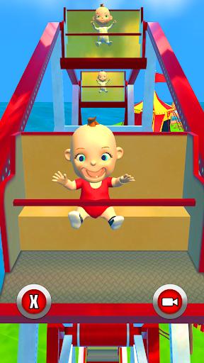 نرم افزار اندروید شهربازی کودکان - Baby Babsy Amusement Park 3D