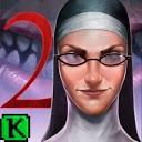 بازی راهبه شیطانی 2 - ماجراجویی مخفی فرار ترسناک