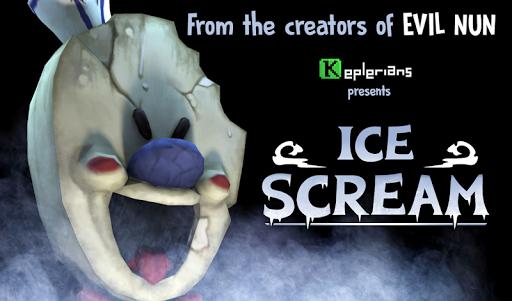 بازی اندروید فریاد یخ - همسایگی وحشت - Ice Scream: Horror Neighborhood