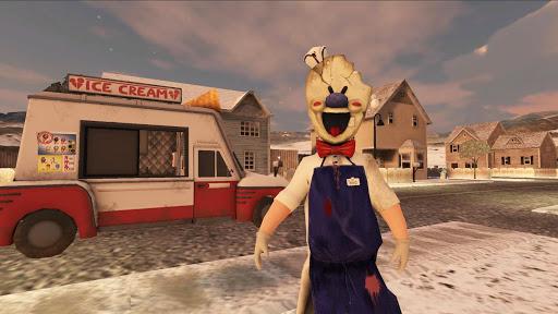 بازی اندروید جیغ یخ 2 - وحشت همسایه - Ice Scream 2: Horror Neighborhood