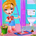 بازی خانه خود را تمیز نگه دارید - پاکسازی خانه دختران