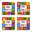 مجموعه کلمات اول کودک