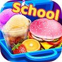 ناهار ساز مدرسه - بازی های آشپزی