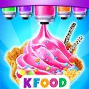 آشپز تکشاخ - غذاهای یخ تابستانی - بازی های آشپزی