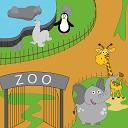 سفر به باغ وحش برای بچه ها