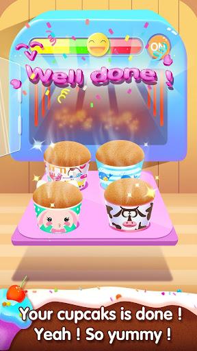 بازی اندروید فروشگاه کیک شیرینی 3 - تب کیک - 🧁🧁Sweet Cake Shop 3 - Cupcake Fever