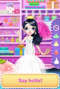 بازی اندروید سالن آرایش شاهزاده خانم ها - Princess Makeup Salon
