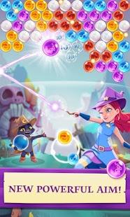 بازی اندروید حماسه حباب جادوگر 3 - Bubble Witch 3 Saga