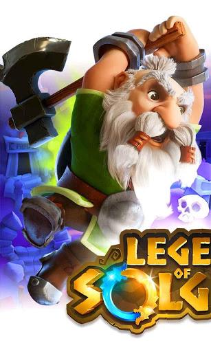 بازی اندروید افسانه سولگارد - Legend of Solgard