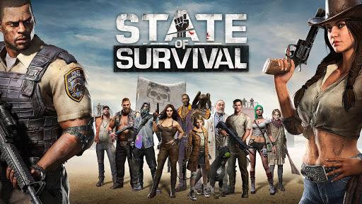 بازی اندروید حالت بقا - State of Survival
