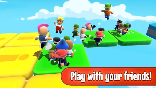بازی اندروید تلو تلو خوردن بچه ها - رویال چند نفره - Stumble Guys: Multiplayer Royale