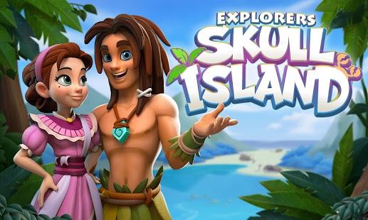 بازی اندروید مکتشفان - جزیره جمجمه - Explorers: Skull Island