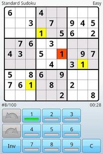 بازی اندروید سوپر سودوکو - Super Sudoku