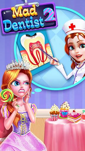 بازی اندروید دندانپزشک دندان 2 - بیمارستان کودکان و نوجوانان - Mad Dentist 2 - Kids Hospital Simulation