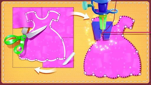 بازی اندروید خیاط سلطنتی - بوتیک پرنس و شاهزاده  - Royal Tailor Shop - Prince & Princess Boutique