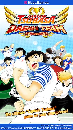 بازی اندروید کاپیتان تیم رویایی - Captain Tsubasa: Dream Team