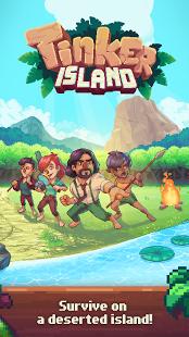 بازی اندروید جزیره تینکر - Tinker Island