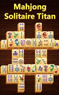 بازی اندروید ماهجونگ تیتان - Mahjong Titan