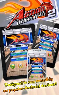 بازی اندروید اکشن بولینگ 2 - Action Bowling 2