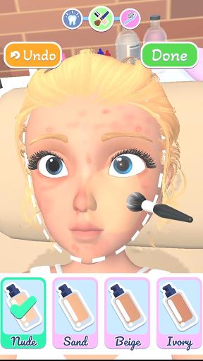 بازی اندروید استودیو آرایش - Makeover Studio 3D