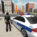 راننده اتومبیل پلیس