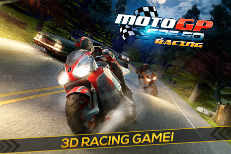 بازی اندروید مسابقه سرعت موتور سواری - Moto GP Speed Racing Challenge