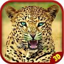 حمله یوزپلنگ وحشی