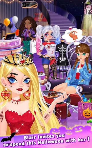بازی اندروید بوتیک هالووین بلر - Blair's Halloween Boutique
