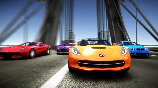 بازی اندروید رانندگی با سرعت بالا - Rush Hour Racing