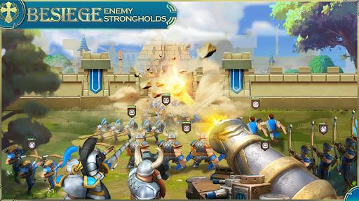 بازی اندروید فن پیروزی - Art of Conquest (AoC)
