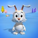 بازی صحبت کردن خرگوش