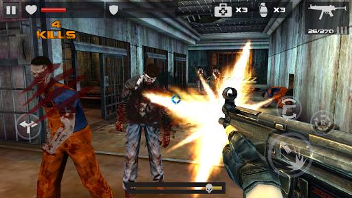 بازی اندروید بقای زامبی کش - Zombie KIller : Survival