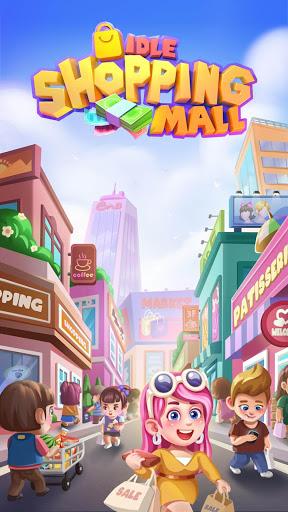 بازی اندروید مرکز خرید - Idle Shopping Mall