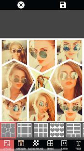 نرم افزار اندروید کلاژ فوتو میکر - Collage Photo Maker Pic Grid