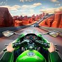مسابقه موتور 2 - سوزاندن آسفالت
