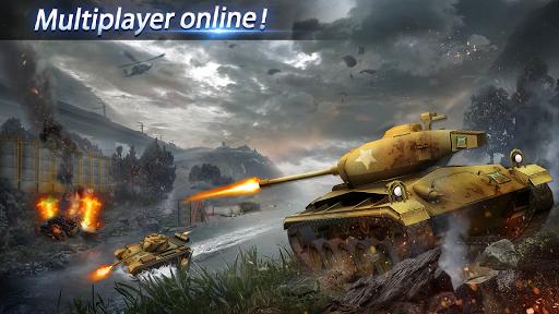 بازی اندروید تانک خشمگین - جنگ جهانی - Furious Tank: War of Worlds