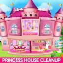 پاک کردن خانه های پرنسس برای دختران - خانه را تمیز نگه دارید