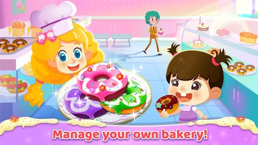 بازی اندروید پاندای کوچک - نان شیرین - Little Panda: Sweet Bakery