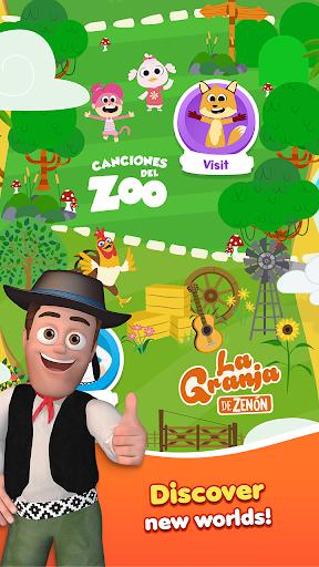 بازی اندروید پادشاهی کودکان - بازی کنید - یاد بگیرید - The Children's Kingdom: Play and Learn