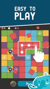 بازی اندروید کشیدن مسیر - DrawPath