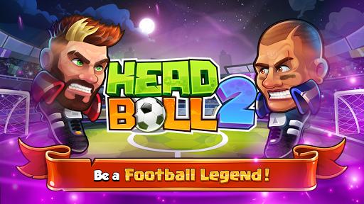 بازی اندروید فوتبال سر 2 - Head Ball 2