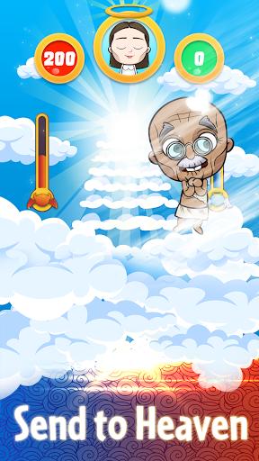 بازی اندروید روز داوری - فرشته خدا بهشت یا جهنم؟  - Judgment Day: Angel of God. Heaven or Hell?